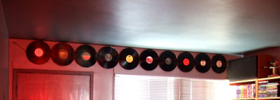 Vinyl Wall - 1