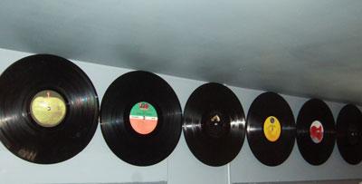 Vinyl Wall - 2
