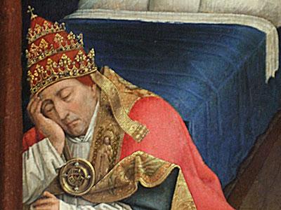 Dream Of Pope Sergius