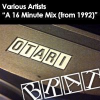 A 16 Minute Mix...From 1992