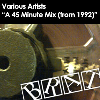 A 45 Minute Mix...From 1992