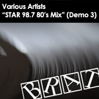 Star 98.7 - 80's Mix (Demo #3)