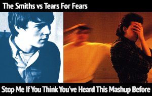 <b>The Smiths vs Tears For Fears</b> - Stop Me If You Think You've Heard This Mashup Before (BRAT Mashup)