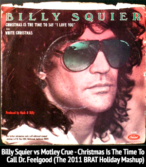 <b>Billy Squier vs Motley Crue</b> -
