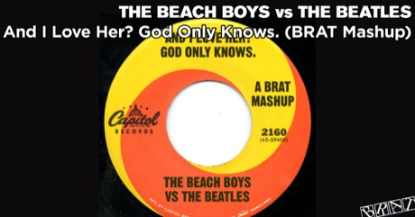 The Beach Boys vs The Beatles - And I Love Her? God Only Knows.