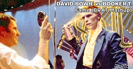 David Bowie vs Booker T. - Fame