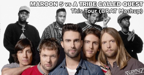 Maroon 5 vs A Tribe Called Quest - This Tour