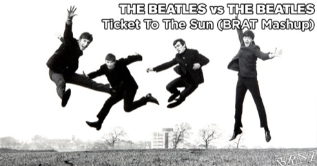 The Beatles - Ticket To The Sun