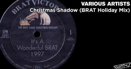 Various Artists - The BRAT Sings Christmas Shadow
