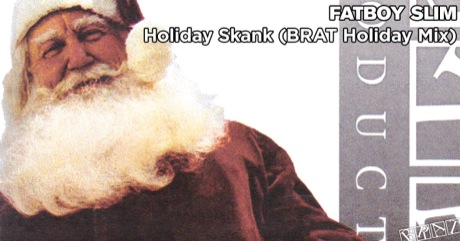 Various Artists - The BRAT's Holiday Skank