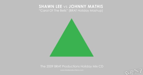 Shawn Lee vs Johnny Mathis - Carol Of The Bells